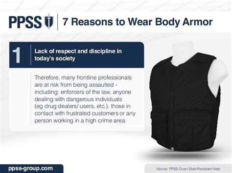 7 Reasons To Start Wearing by 7 Reasons To Wear Armor