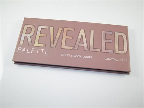 Coastal Scents Revealed Eyeshadow Palette coastal scents revealed eyeshadow palette review swatches musings of a muse