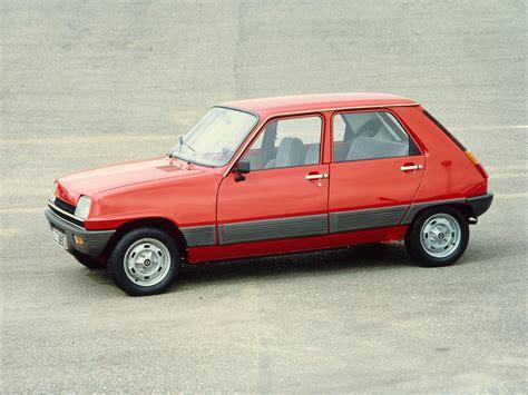 renault 5 gtl 5 door 1979