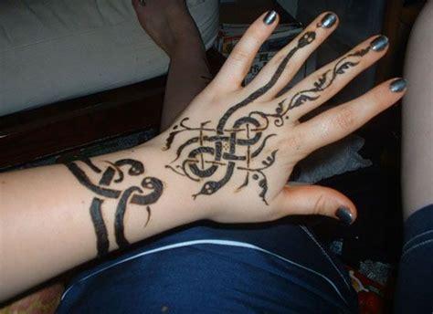 snake pattern henna henna designs