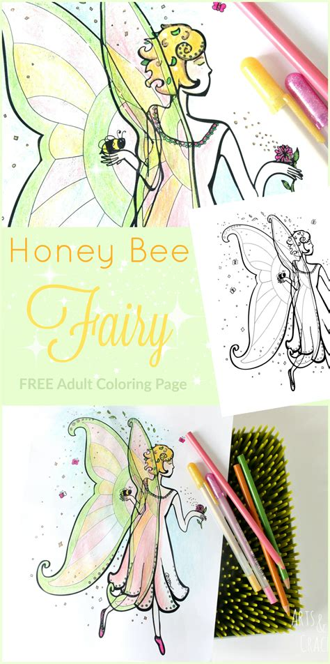 a magical elixir for your day coloring book beyond stress relief and relaxation tap into your inner voice coloring therapy for and adults books honey bee coloring page arts crackers