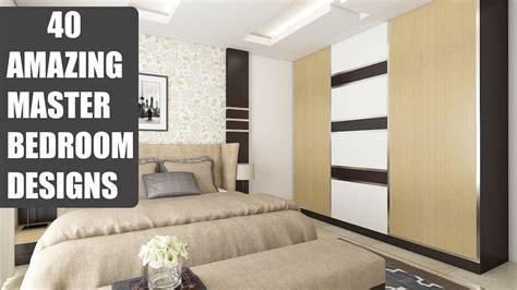 amazing master bedroom designs interiors bonito