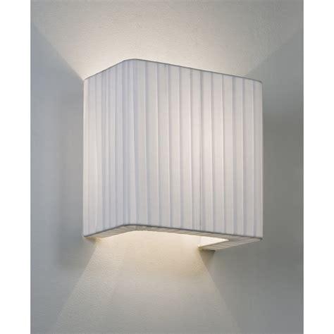 astro peruga 250 1 light shade wall light
