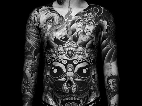 full body white tattoo tattoo black and white cliparts co
