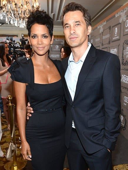 Halle Berry Forgets Her Wedding Anniversary with Olivier