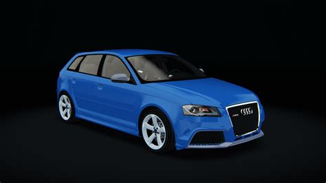 Audi Rs3 Sportback 2011 by Audi Rs3 Sportback 2011 Audi Car Detail Assetto