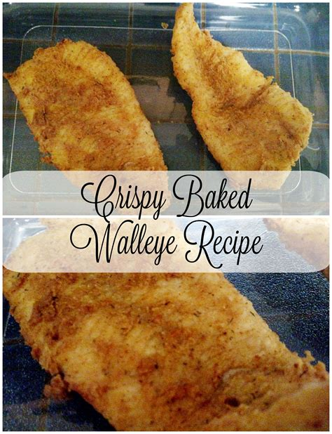 deep south dish baked fish crispy breaded fish but dislike the frying we the crispy baked walleye
