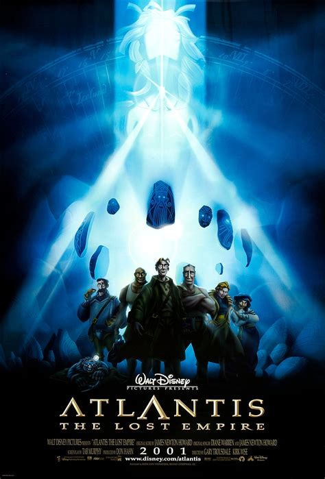 the lost atlantis the lost empire poster atlantis the lost empire photo 34881244 fanpop