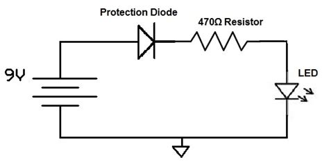 how to connect diodes in series diode connection in a circuit images