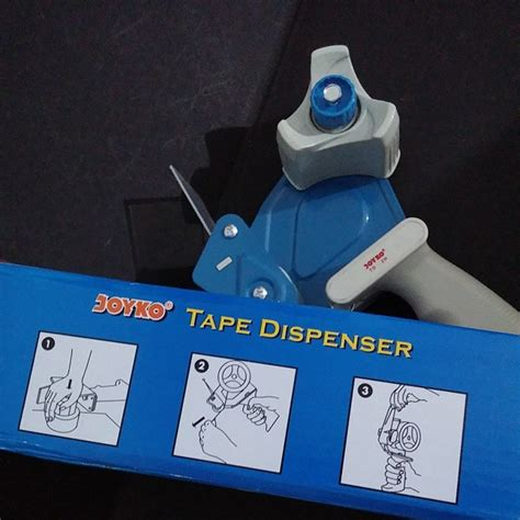 Terbatas Dispenser Joyko Td 2 Pemotong Lakban 2 jual dispenser joyko td 2h stationery