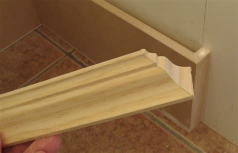 Floor Moldings by Base Cap Molding How To The Of Moldings