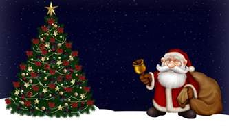 download wallpaper 1920x1080 santa claus christmas tree