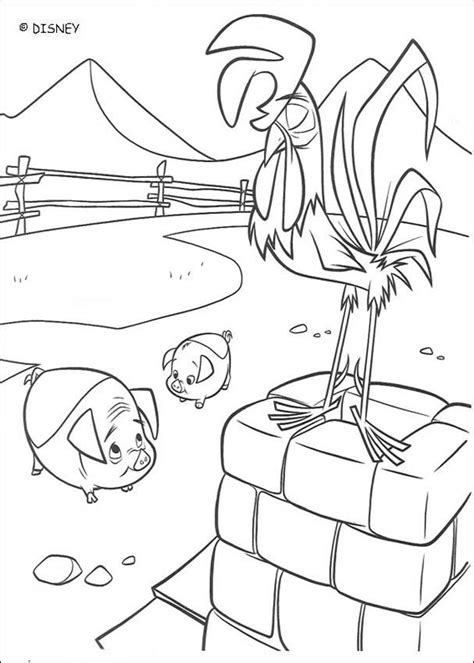 interactive coloring pages disney home on the range coloring book pages home on the range 9