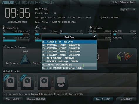 the boat menu asus boot menu key for windows 8 8 1 10