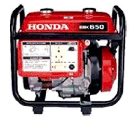 honda kerosene generator price 2017 models