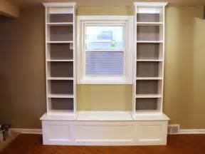 Window Bench Seat With Storage Window Bench Seat Storage Plans Woodideas
