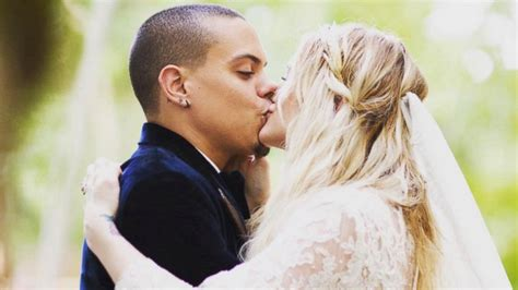 ashlee simpson good morning america evan ross shares pictures from ashlee simpson wedding