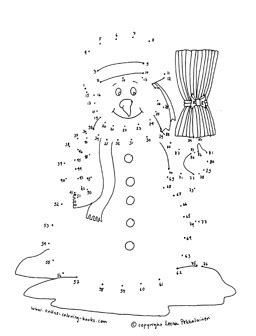 free printable dot to dot winter winter themed dot to dot printable free new calendar