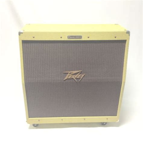 Peavey Classic Cabinet by Used Peavey Classic 412es Guitar Speaker Cabinet 4 X 12