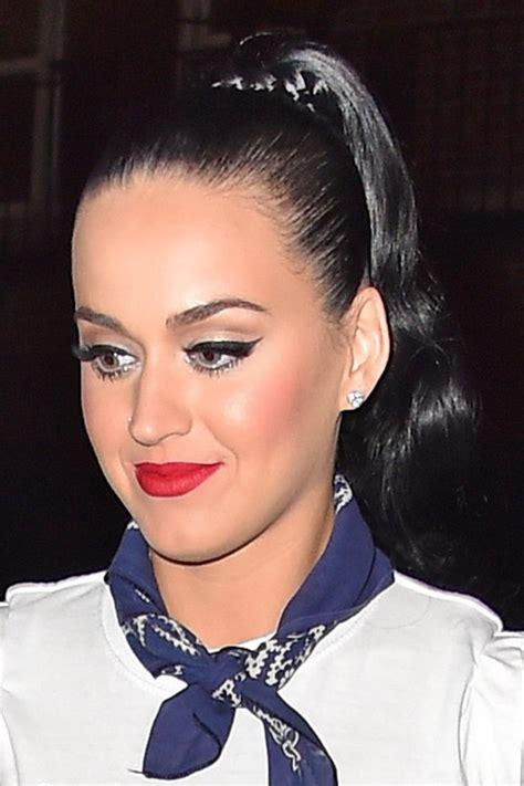 Black Hairstyles Hair Katy by Katy Perry Black High Ponytail Ponytail