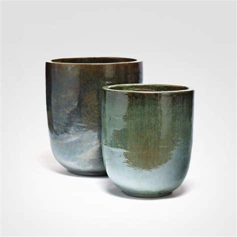 vaso in ceramica vaso cer 226 mica redondo 430125 arkpad plantar