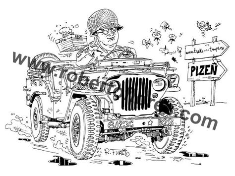 ww2 jeep drawing 17 best images about painting u s wwii on pinterest
