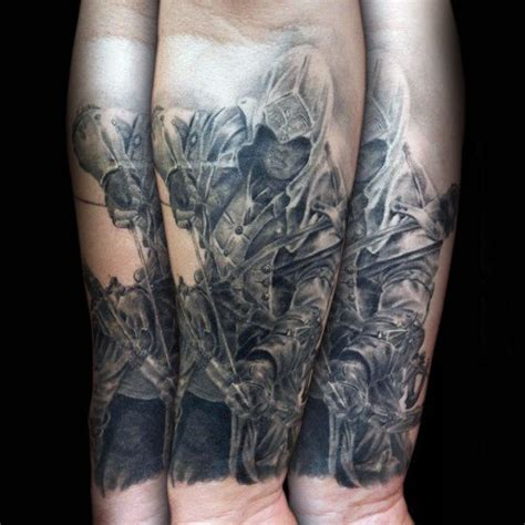 tattoo assassins video game 60 assassins creed tattoo designs for men video game ink