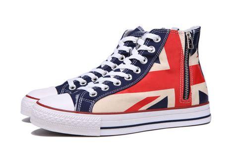 Sepatu Converse All Chili Zip High zip converse uk flag all chuck soft nap inside velvet high tops canvas