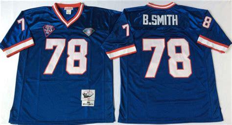 throwback blue bruce smith 78 jersey glamorous p 203 s buffalo bills 78 bruce smith blue mitchell ness