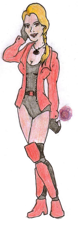 walker dc dc comic project melanie walker by foxy on deviantart