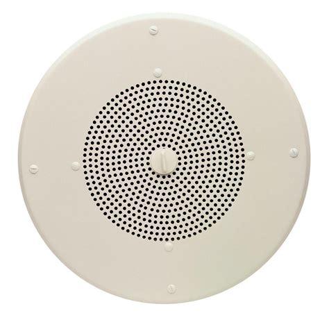 pyle 8 in 250 watt 2 way in ceiling speaker pd ic81rd