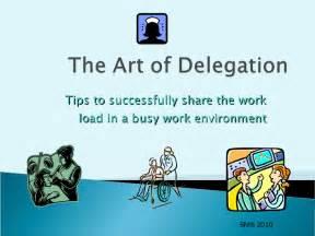 The art of delegation version 1a
