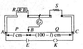 wheatstone bridge with resistor in middle ncert exemplar problems class 12 physics current electricity learn cbse