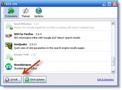 Format Xpi Adalah | install add ons firefox dengan format xpi brillyan site