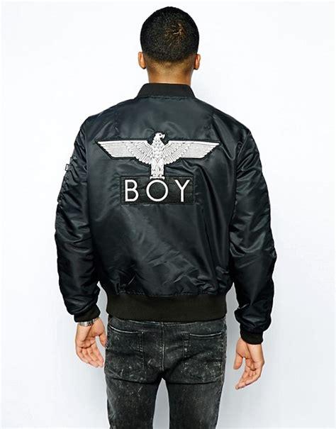 boy boy reversible ma1 bomber jacket
