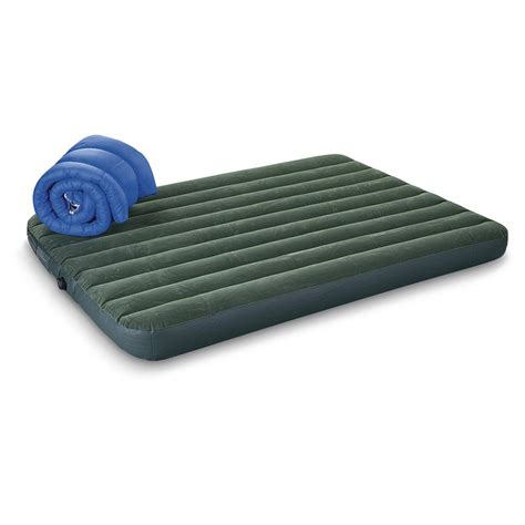 intex air beds intex 174 c air bed with pump queen 131719 air beds at