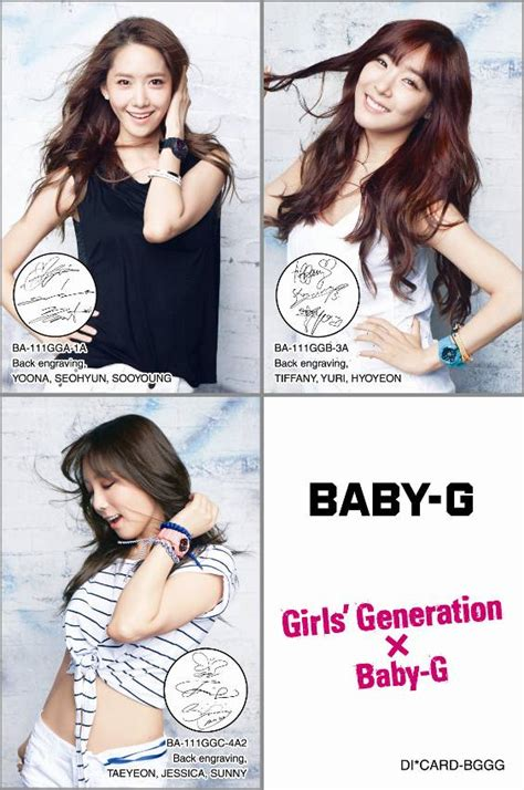 G Shock Gs2395 Black Box Exclusive casio presents new baby g collaboration with girls generation genghui s personal homepage