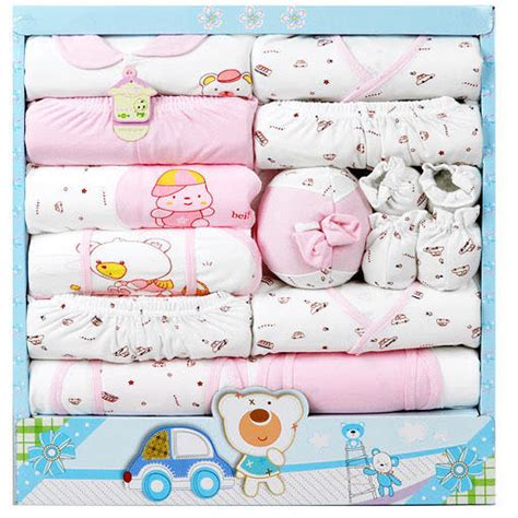 Baby Cloth Gift Set Baju Baby Gift Set Baju Baby retail new 2014 high quality 100 cotton 18pcs baby