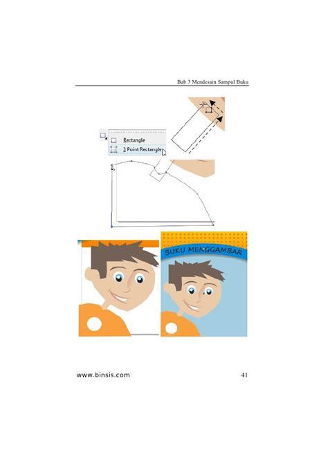 desain jaket jumper corel draw corel draw x4 untuk desain sul buku bab 3
