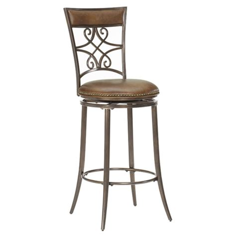 Hillsdale Bar Stools Clearance by Hillsdale Metal Stools 26 Quot Counter Height Seville Swivel