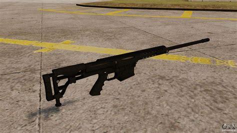 barrett m98b снайперская винтовка barrett m98b для gta 4