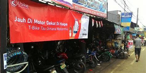 Telkomsel T Bike Asisten t bike motor tracking telkomsel mulai dijual umum kompas