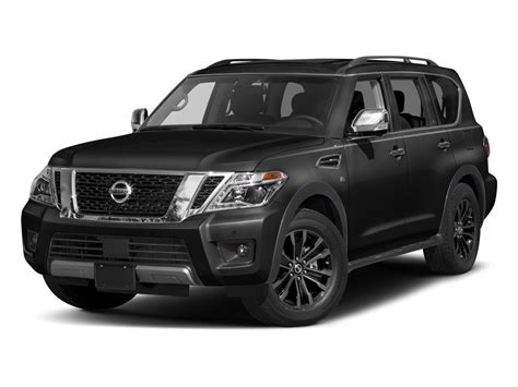 nissan armada 2017 black new inventory in collingwood new inventory