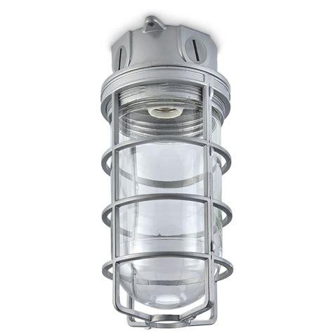 Proof Ceiling by Vapor Proof Ceiling Mount 200w Light Fixture 3 4 Quot Hub