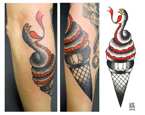 gucci ice cream tattoo gucci mane design by lastinclass