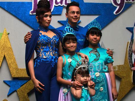 film malaysia zahra meriahnya ultah anak andhika dan ussy sulistyawati