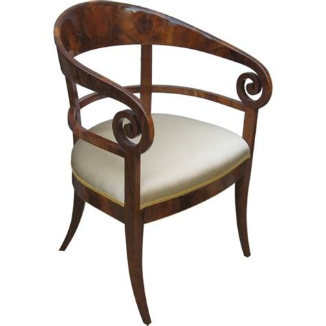 made biedermeier armchair reproduction by jr quality