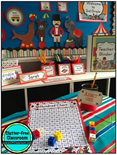 circus theme classroom decorations 8 best classroom theme circus images on