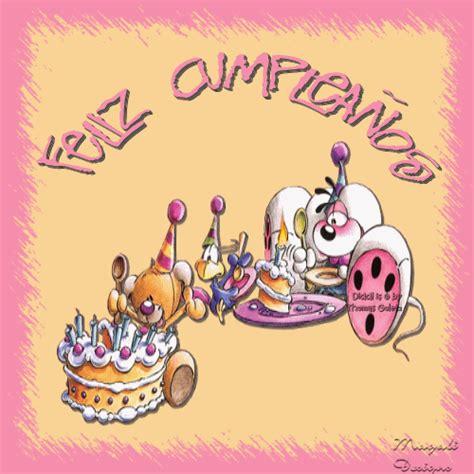 imagenes feliz cumpleaños tiernas postales tiernas de cumplea 241 os