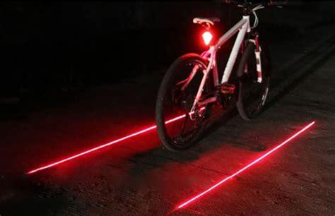 velo eclairage test du feu arri 232 re pour v 233 lo avec 233 clairage laser